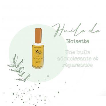 Huile de noisette – Hazelnut Oil