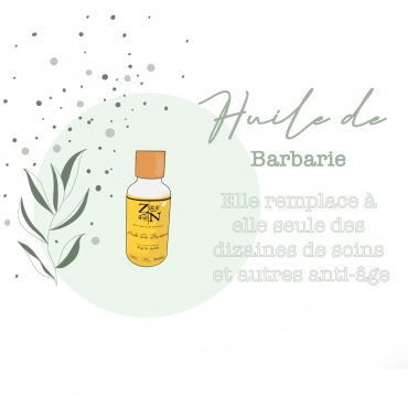 Huile de Barbarie – Prickly pear seed oil